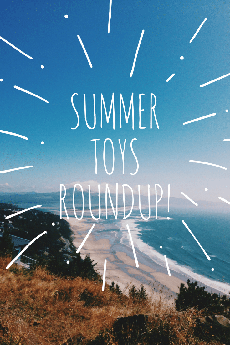 20 Summer Toys – Have Fun with Kids