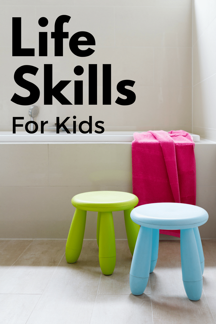 Life Skills Every Child Needs to Learn