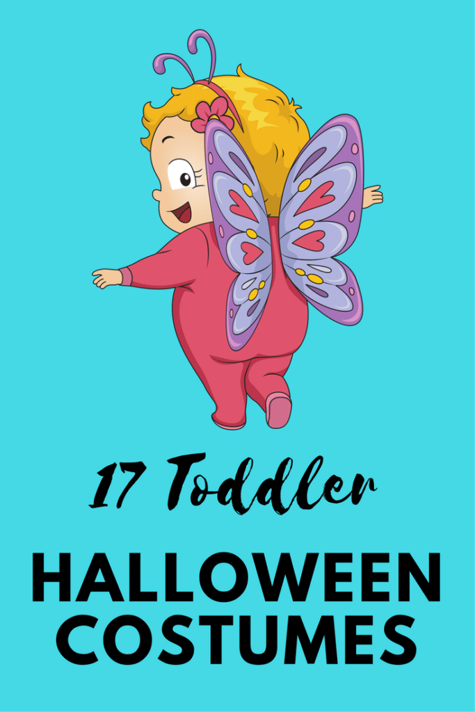 An adorable list of 17 Halloween Costumes for your Toddler that includes a garden gnome! Must look ...