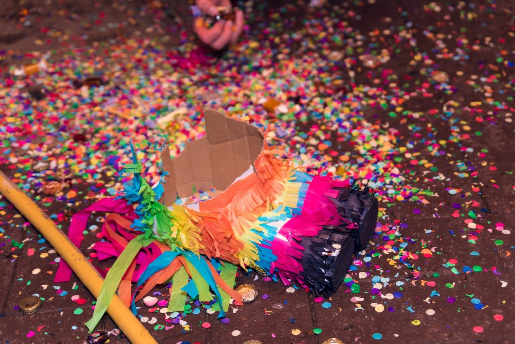 12 Awesome Pinatas for Your Next Party
