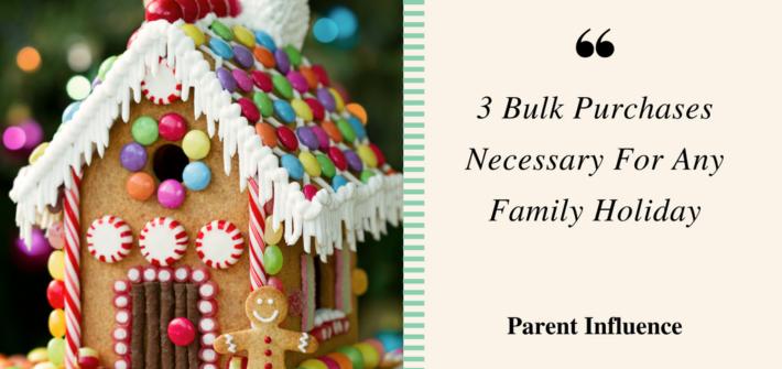 3 Bulk Purchases Necessary For Any Family Holiday