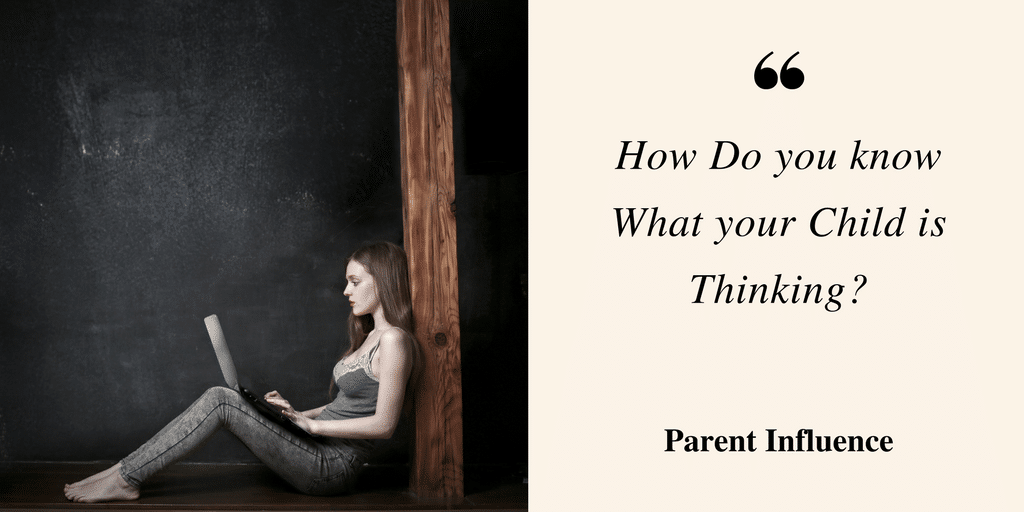 How Do You Know What Your Child Is Thinking