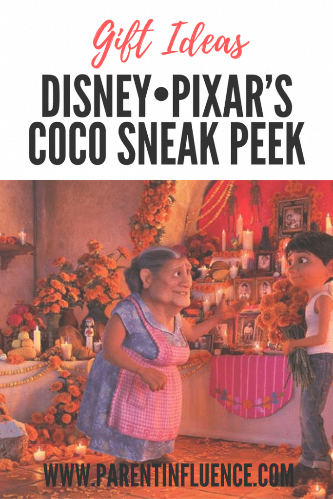 Disney•Pixar's COCO is now playing in theatres everywhere