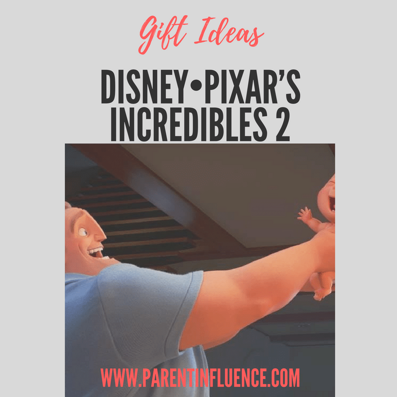 Disney•Pixar's INCREDIBLES 2 Plus Incredibles Gift Guide #Incredibles2