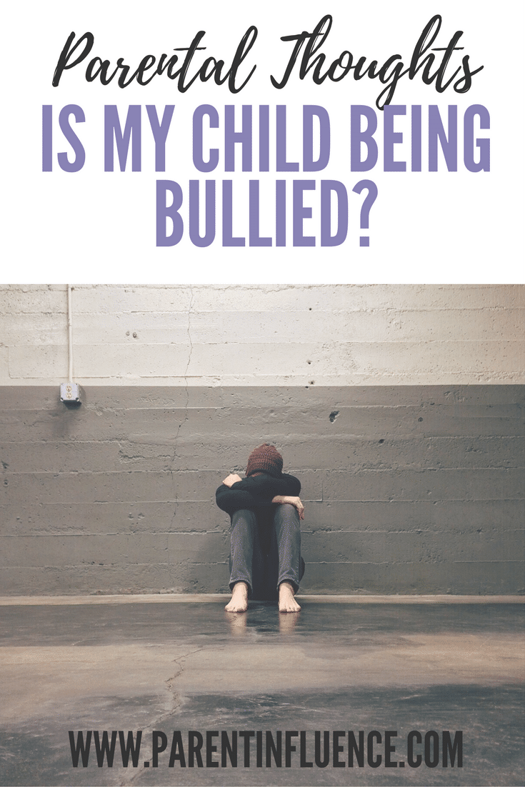 Parents, Children, And Bullying