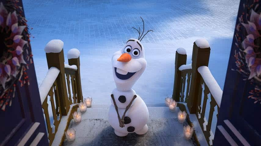 Olaf's Frozen Adventure Sneak Peek