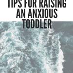 Tips for Raising an Anxious Toddler