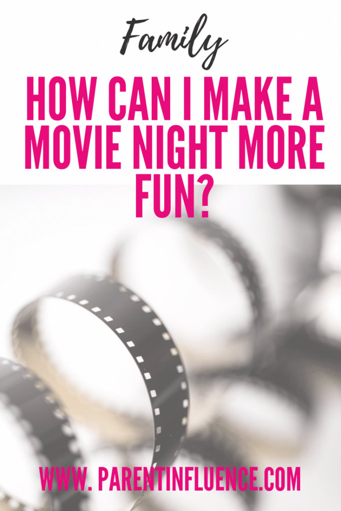 How Can I Make a Movie Night More Fun?