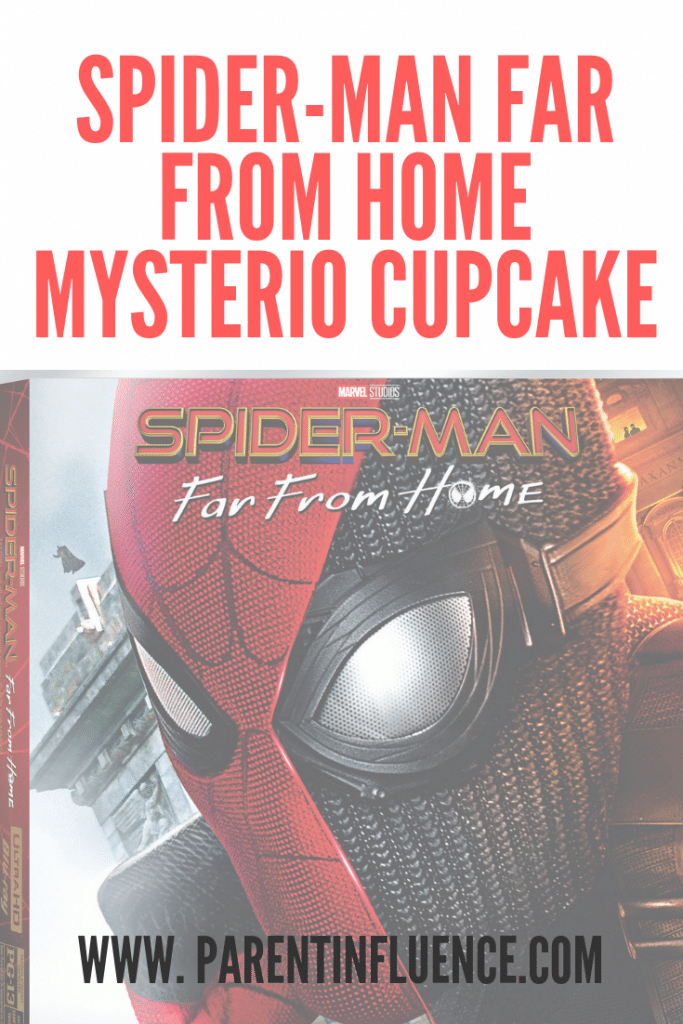 Get Spider-Man Far From Home on October 1, 2019