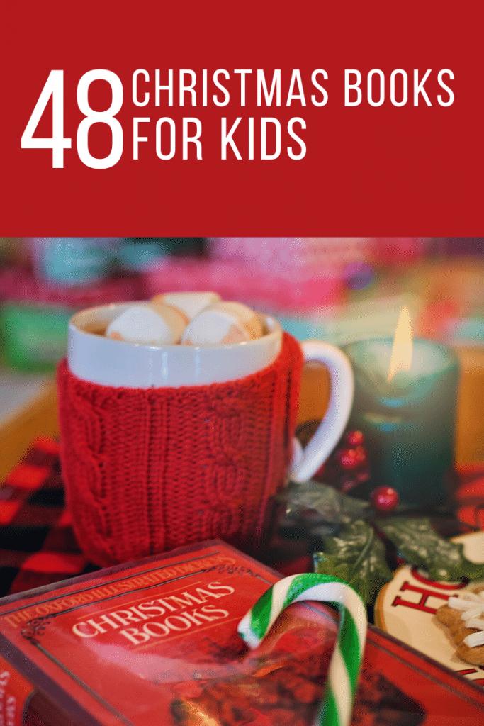 48 Christmas Books for Kids