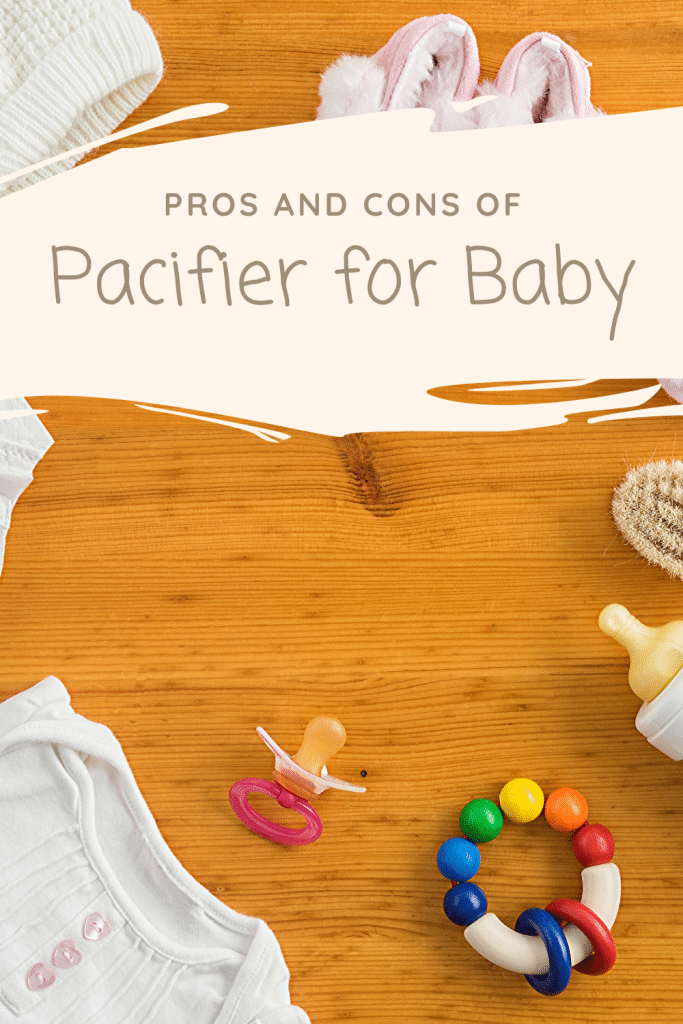 The Pros of Using a Pacifier for Baby