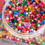 perler bead ideas jar of perler beads